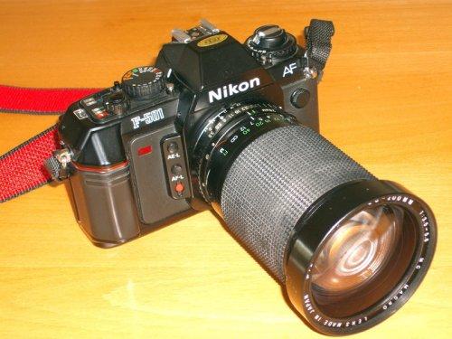 Nikon fényképezőgép - F-501