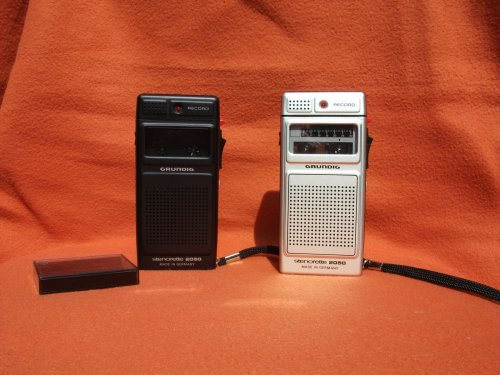 Grundig diktafon  - Stenorette 2050