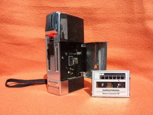 Grundig diktafon - Stenorette 2000