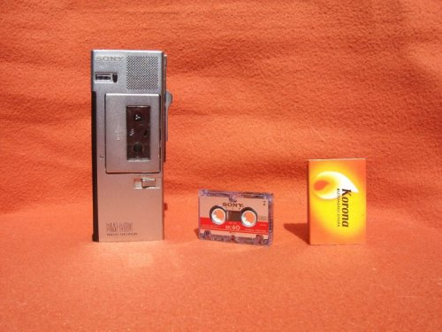 Sony diktafon BM-510