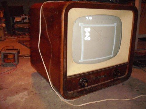 Orion AT 401 Televízió