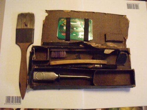 Írógép karbantartó készlet