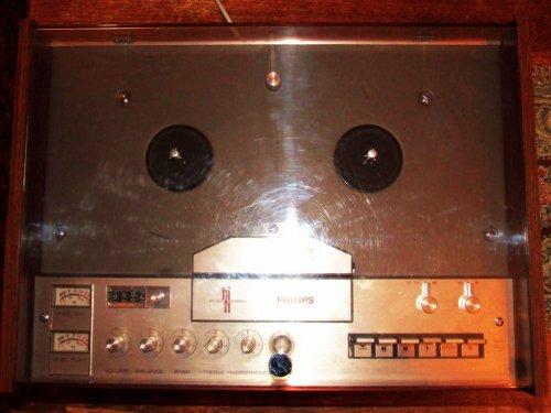 Philips 4407 orsós magnó