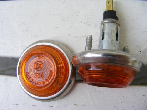 Zsiguli index lámpa