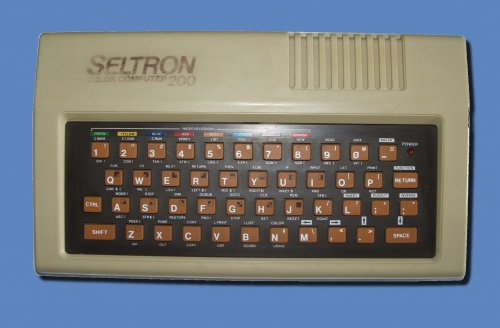 Seltron Color Computer 200