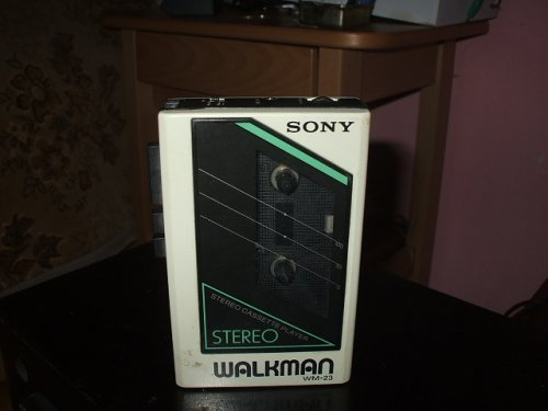 Sony walkman WM-23