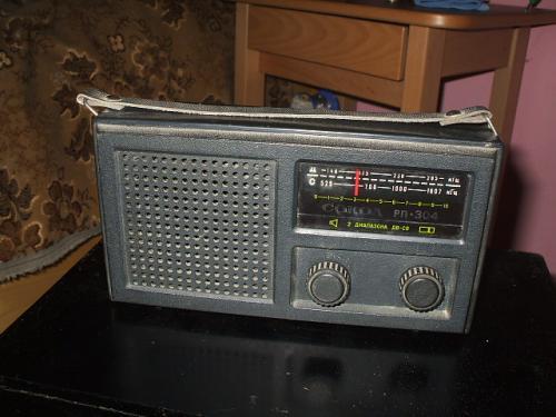 Sokol rádió 304