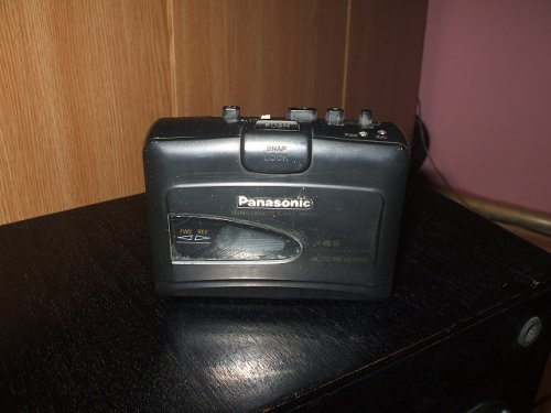 Panasonic walkman RQ-P260
