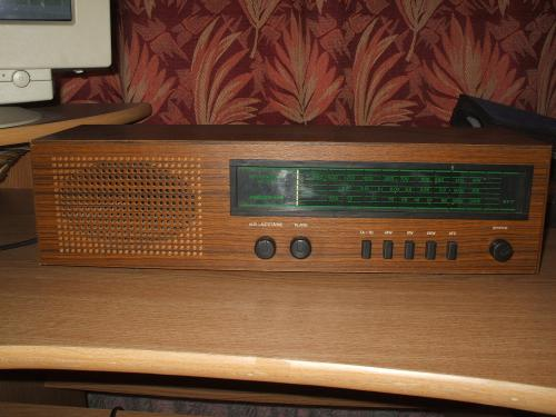 RFT Robotron rádió