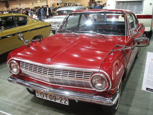 OPEL OLYMPIA Rekord A6 Coupe