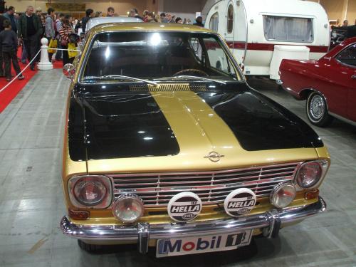 OPEL KADETT   B  SR Rally coupe