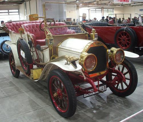 Régi autó