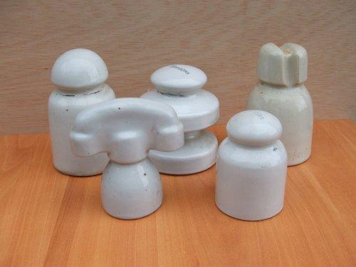 Porcelán szigetelők