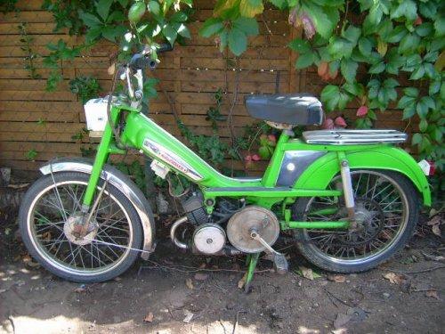 Motobecane kismotor