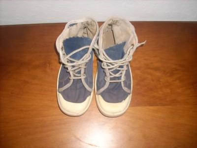 Magasszárú tornacipő