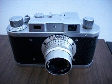 Mometta II. fényképezőgép