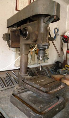 Asztali fúrógép