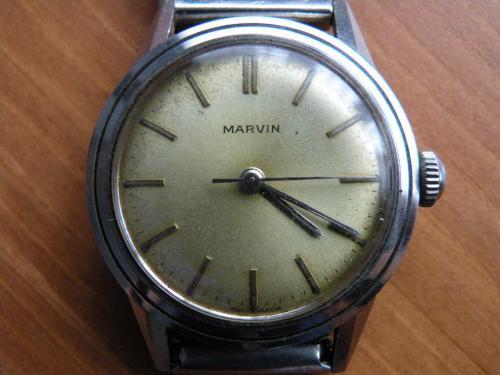 Marvin  karóra