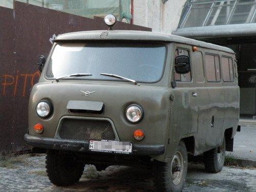 UAZ mikrobusz