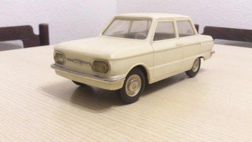 Zaporozsec 968 - elemes autó