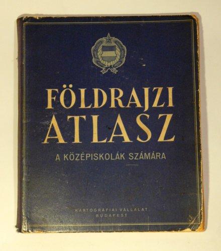 Iskolai atlasz