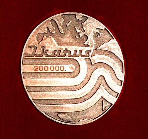 Ikarus busz - 200.000