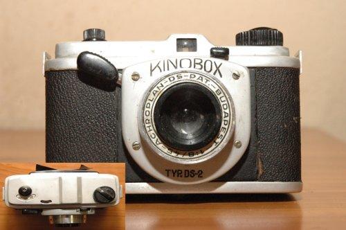 Kinobox fényképezőgép