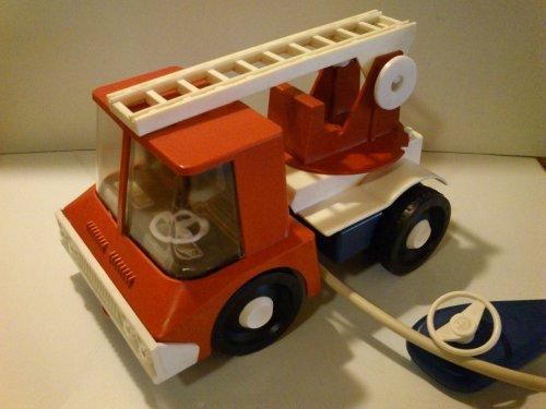orosz távos tűzoltó autó