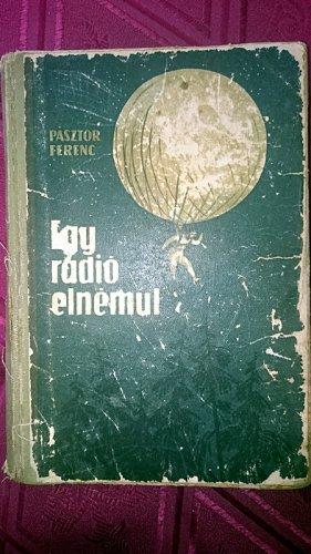 Egy rádió elnémul