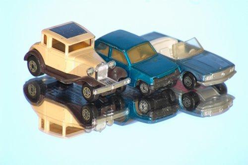 Matchbox autók