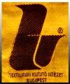 Textilipari Kutató Intézet embléma