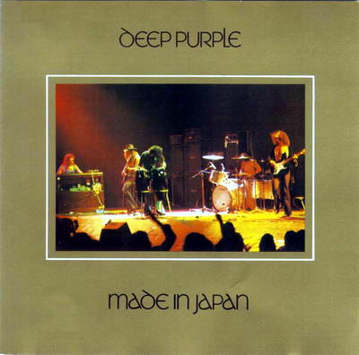 Deep Purple dupla LP