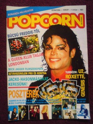 Popcorn Michael Jackson