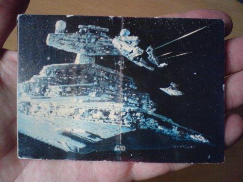 Star Wars csillagromboló