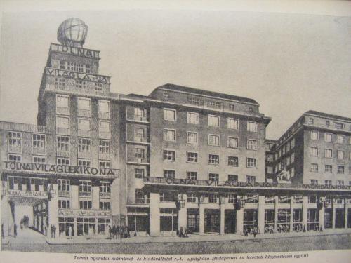 Tolnai székház Budapesten
