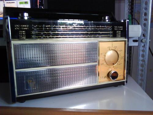 Pygmy super 2001 rádió