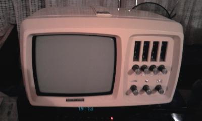 Videoton Mini Vidi televizió