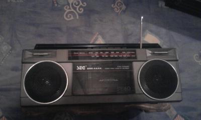 SEG SR 4444 rádiós kazettás magnetofon