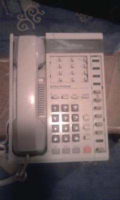 Panasonic telefon - EASA-PHONE