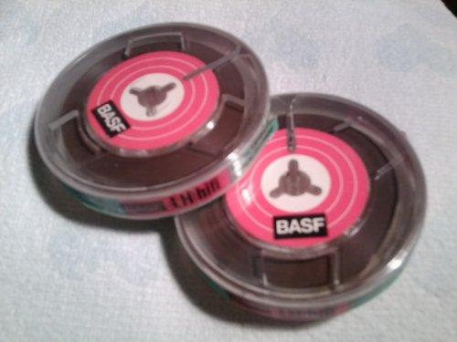 BASF kisorsós magnószalag