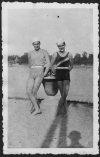 Férfi fürdőruha divat 1932