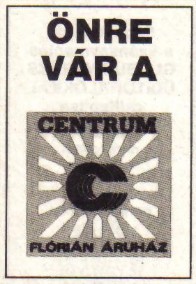 Flórián Centrum Áruház