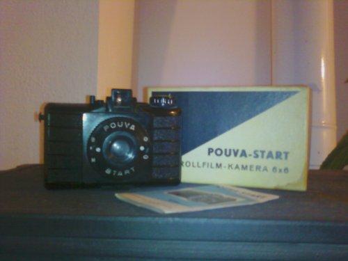 Pouva Start fényképezőgép