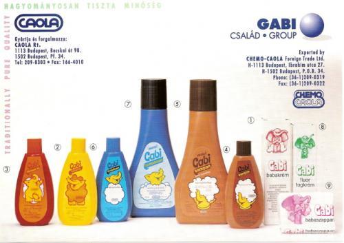 Gabi család