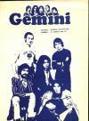 Gemini miniplakát