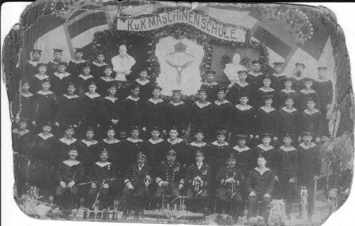 K.u.K. tengerészek