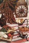 Gulyásleves étel képeslap