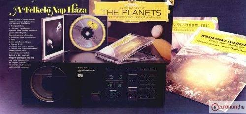 1983/2-es Hifi Magazin Poszter (Pioneer P-D1)