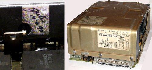 HP 97544SU winchester 300 MB SCSI