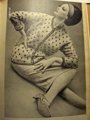 Női divat - kötött női modell